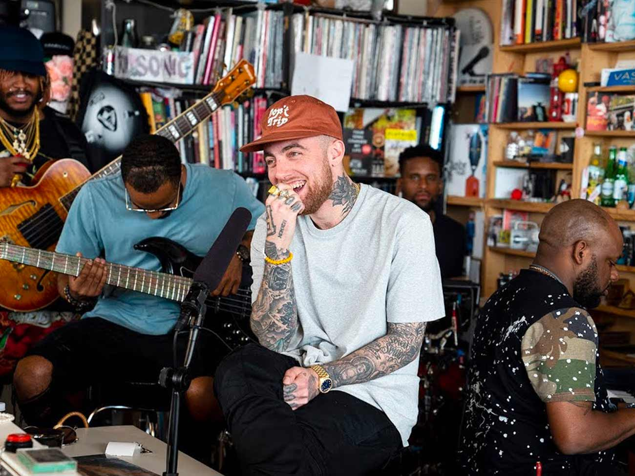 Clip | Mac Miller: NPR Music Tiny Desk Concert