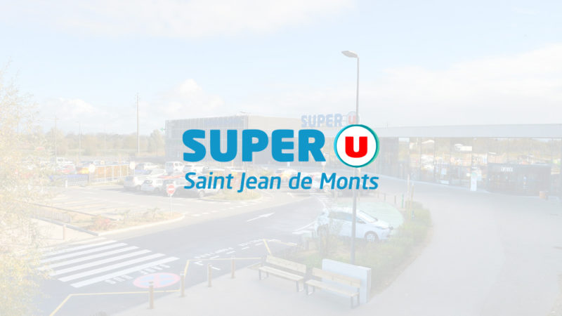 Super U Saint-Jean-de-Monts – RSE et coaching